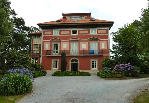 Casona hotel in Cudillero