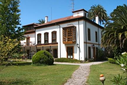 Casona hotel bij Gijón