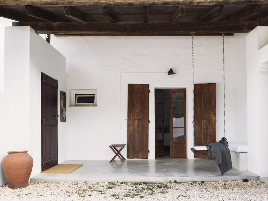 kamer met terras