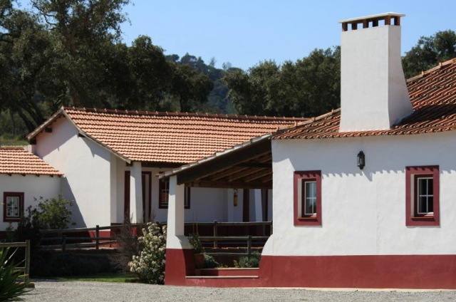 Traditionele architectuur van de Alentejo