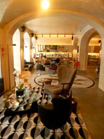 Entree appartementen Lissabon