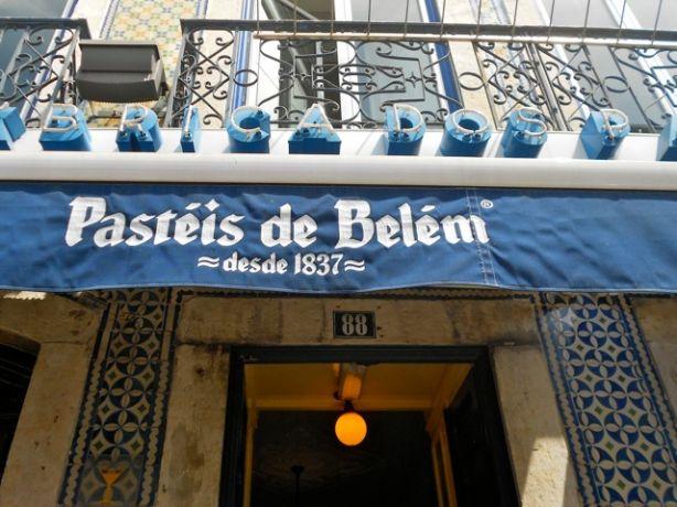 Pasteis de Belem