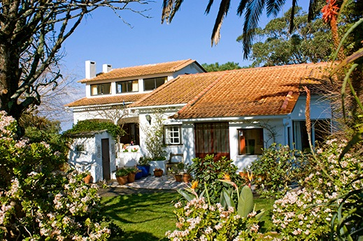 Eco lodge sintra lissabon cabo da roca portugal fly drive rondreis appartement cascais - Casa rural sintra ...