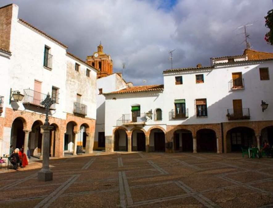 Plaza Chica, het kleine plein