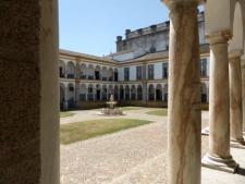 Plein Universiteit Evora