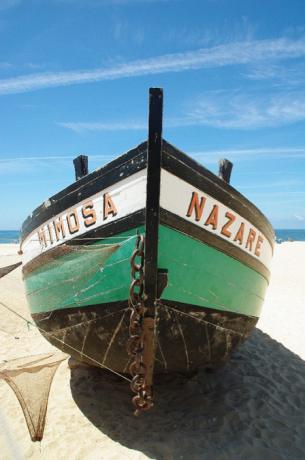 bootje Nazaré