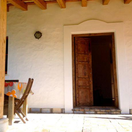 Entree huis 4 - Maria (met privé zwembad)