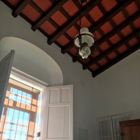 Details in de master bedroom