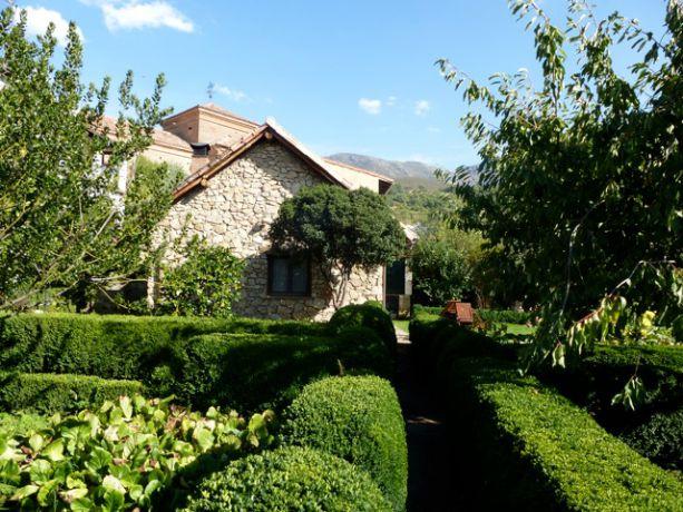 Het tuinhuisje - accommodatie in Hervás