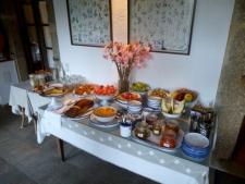 Ontbijt in Hervás
