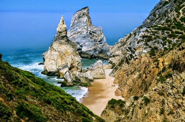 Kust bij Cabo da Roca