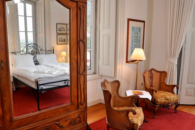 Een van de 8 kamers