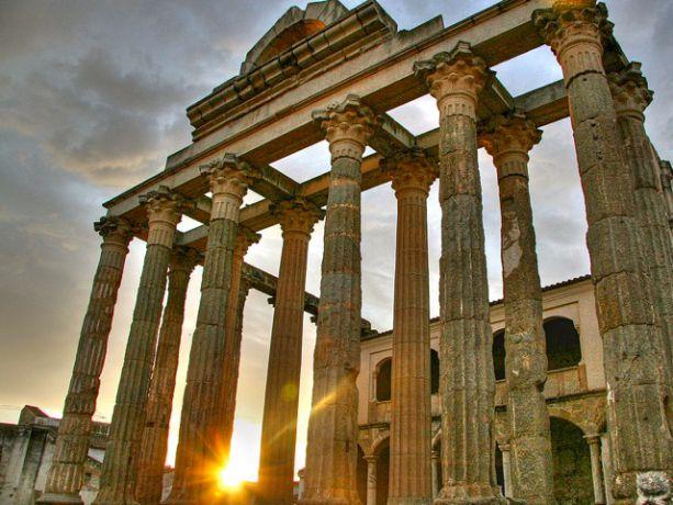 Diana tempel