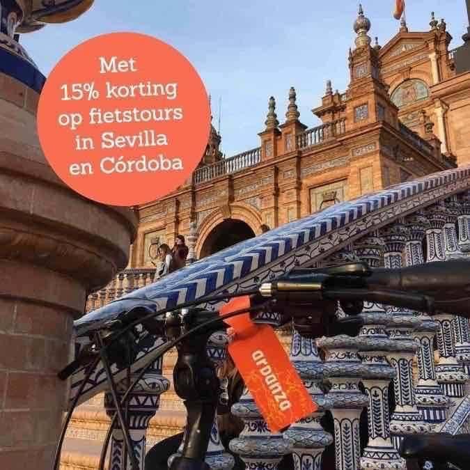 Korting op fietstours in Córdoba en Sevilla