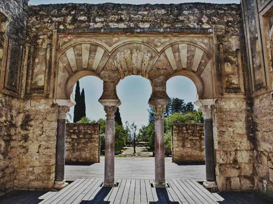 Kalifaat Medina Azahara bij Córdoba - Unesco Werelderfgoed