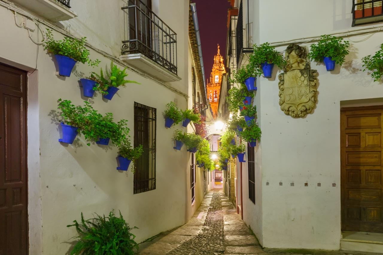 Córdoba, Calle de las Flores