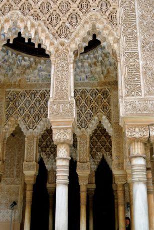 Detail Alhambra