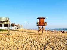 strand La Fontanilla in Conil de la Frontera