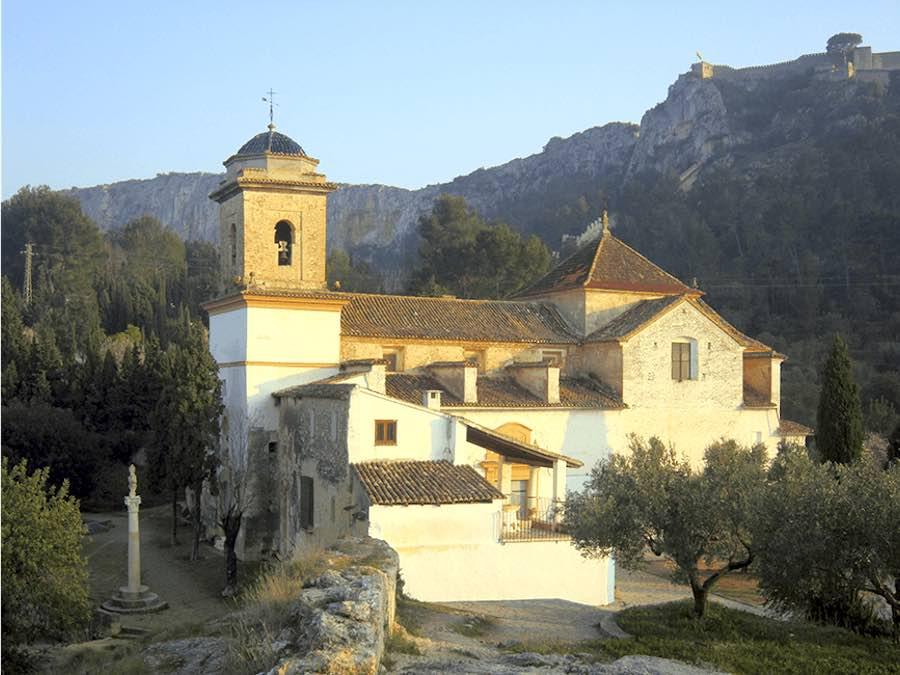 Ermita san josep Xativa Valencia