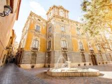 Het Keramiek museum in Valencia
