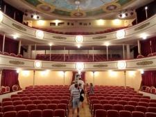 Het theater van Colmenar