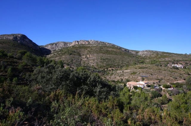 De Eco-lodge in de Sierra