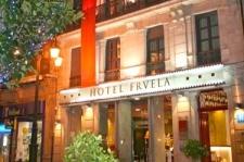 Kleinschalig, centraal gelegen stadshotel in Oviedo