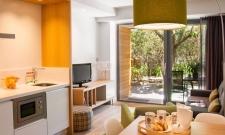 Appartementen voor 2 - 5 personen bij Casona Cudillero