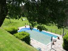 Monumentale herenboerderij met zwembad op 15 km van Santiago