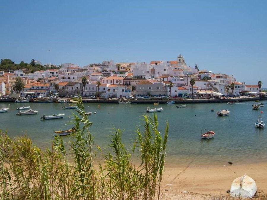 Dorpje aan zee Algarve