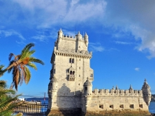 Torre Belem in Lissabon