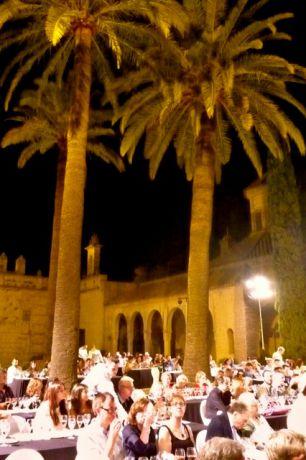 Magische locatie voor een sherry-proeverij: Het Alcazar in Jerez