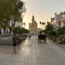 De Torre del Oro in Sevilla