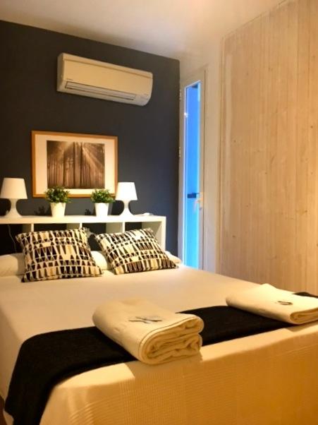 Slaapkamer appartement 2B