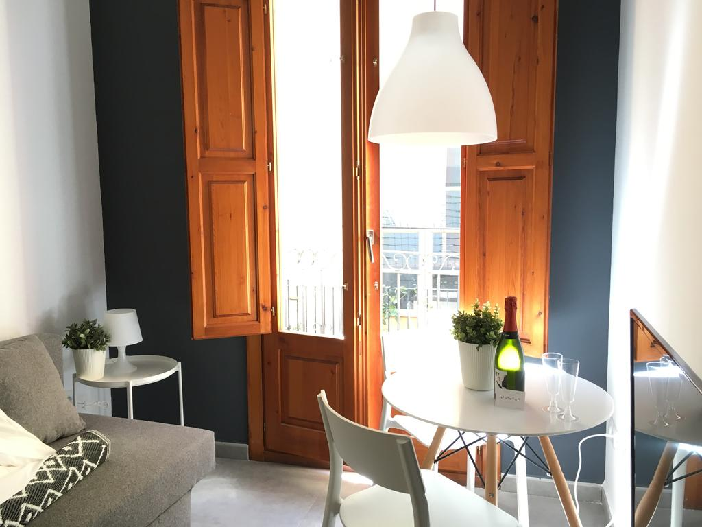 tweepersoons - 2p-appartement-Valencia-centrum-flydrive