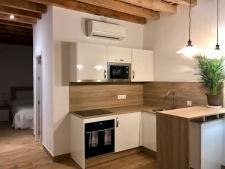 Een van de 6 appartementen