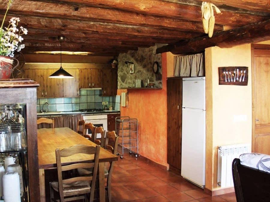 Huis Rincon - keuken