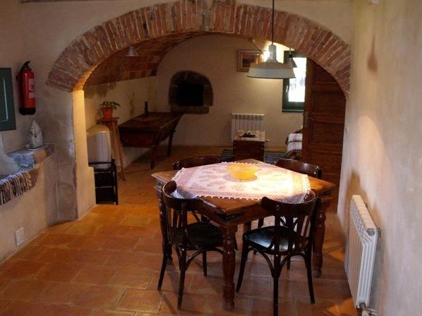 Keuken huis B (4 personen)