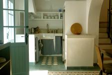 Entree en keuken