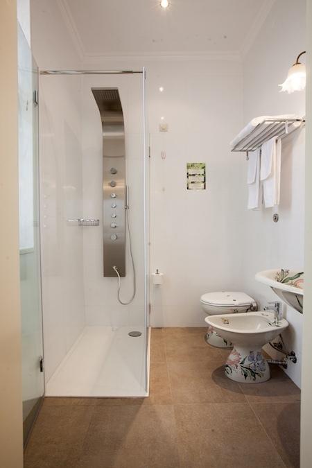 Badkamer in de toren
