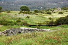 Lente omgeving Avila