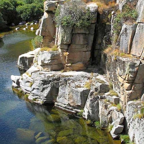 Sierra de Gredos bij Avila