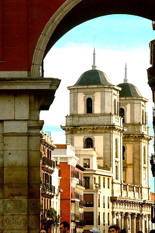 Madrid Colegiata San Isidrio