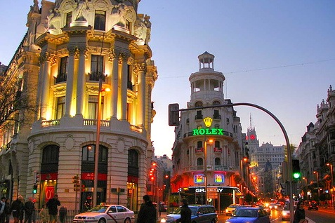 Madrid Granvia