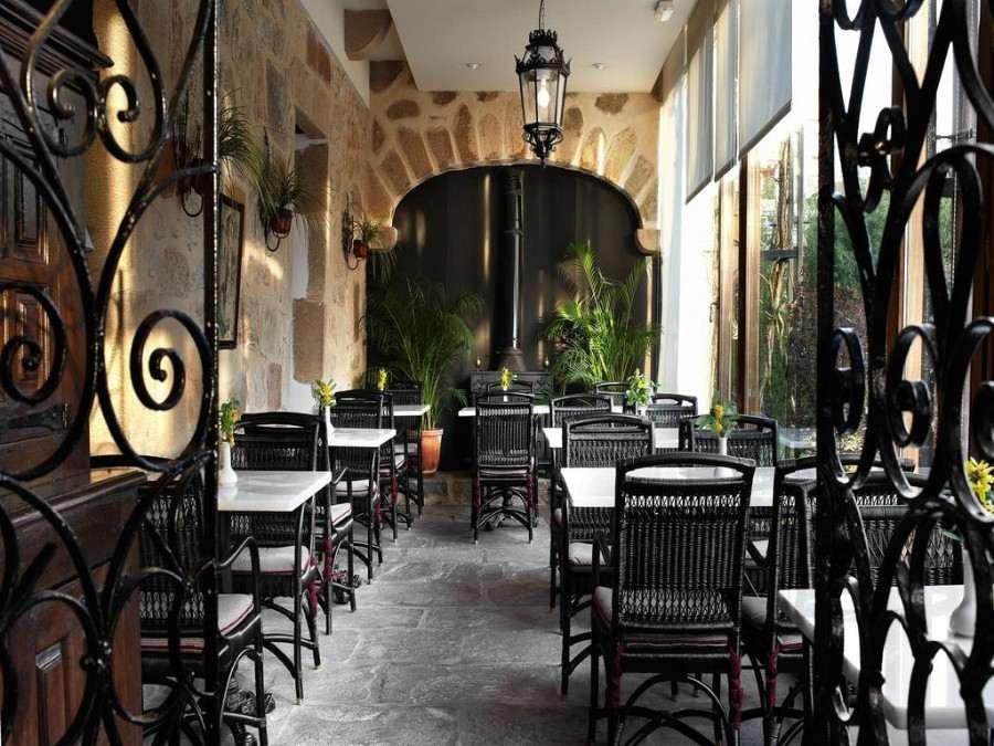Restaurant terras