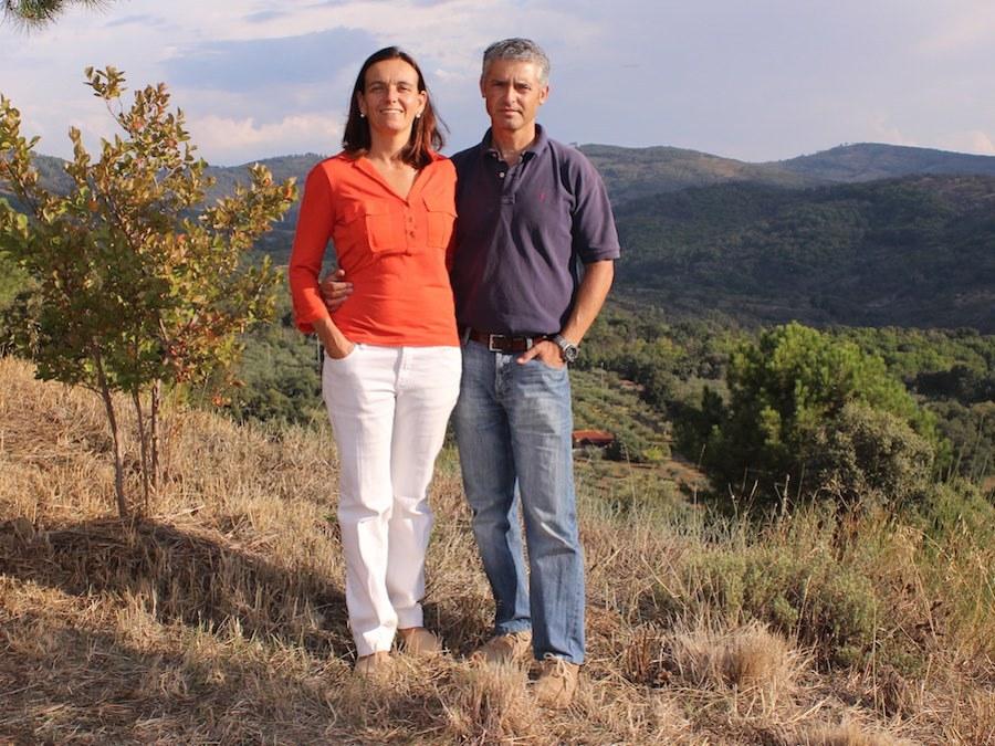 Uw gastvrouw en gastheer María en Máximo