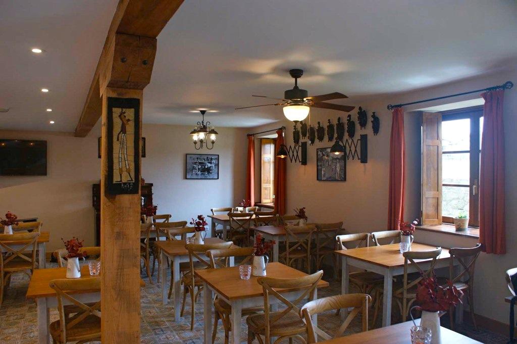 Cafetaria / restaurant
