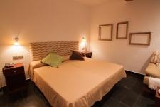 Junior suite met jaccuzi in het hotel in el Chorro