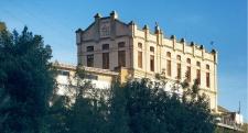 hotel in oude meelfabriek in el Chorro
