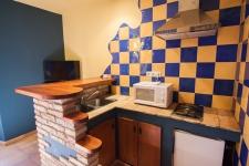 kamer met kitchenette El Chorro